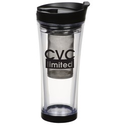 View a larger, more detailed picture of the Tea Infusion Tumbler - 16 oz