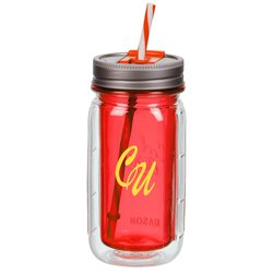View a larger, more detailed picture of the Cool Gear Mason Jar - 14 oz