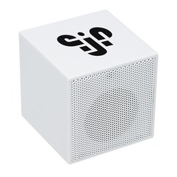View a larger, more detailed picture of the Mini Cube Speaker