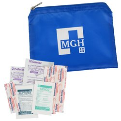 View a larger, more detailed picture of the Fashion First Aid Kit - Solid