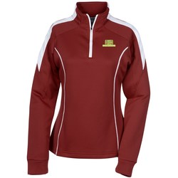 View a larger, more detailed picture of the Fairview Performance Pullover - Ladies