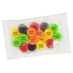 View a larger, more detailed picture of the Personalized Candy - 1 oz - Chewy Sprees