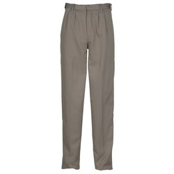 View a larger, more detailed picture of the Microfiber Pleated Front Transit Pants - Men s