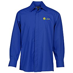 View a larger, more detailed picture of the Broadcloth Caf Shirt - Men s