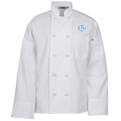 View a larger, more detailed picture of the Ten Knot Button Chef Coat