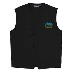 View a larger, more detailed picture of the Apron Vest with Breast Pocket