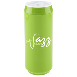 View a larger, more detailed picture of the Soda Pop Tumbler - 14 oz