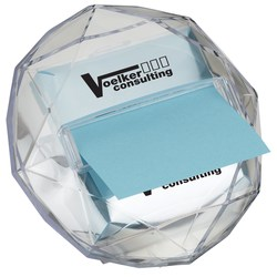 View a larger, more detailed picture of the Post-it&reg Pop-Up Notes Dispenser - Diamond