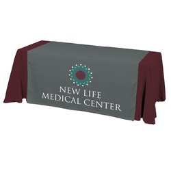 View a larger, more detailed picture of the Table Runner - 58 - Heat Transfer