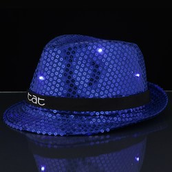 View a larger, more detailed picture of the Flashing Fedora