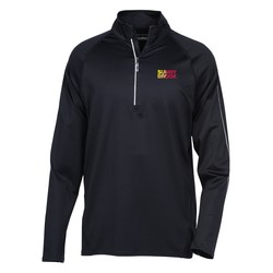 View a larger, more detailed picture of the Callaway Edison 1 4 Zip Pullover - Men s
