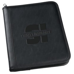 View a larger, more detailed picture of the Element E-Padfolio - Debossed