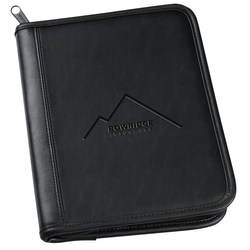 View a larger, more detailed picture of the Element Jr E-Padfolio - Debossed