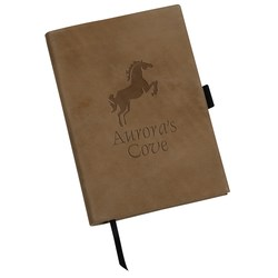 View a larger, more detailed picture of the Westbound Full Grain Leather Journal