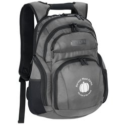 View a larger, more detailed picture of the Zebra Computer Backpack