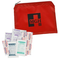 View a larger, more detailed picture of the Fashion First Aid Kit - Solid - 24 hr