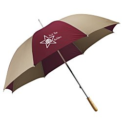 View a larger, more detailed picture of the Budget-Beater Golf Umbrella