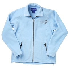 View a larger, more detailed picture of the Katahdin Tek Fleece Jacket - Ladies - Closeout Colors