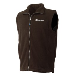 View a larger, more detailed picture of the Katahdin Tek Fleece Vest - Men s - Closeout Color