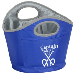 View a larger, more detailed picture of the Personal Ice Bucket Cooler