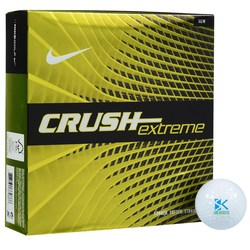 View a larger, more detailed picture of the Nike Crush Extreme Golf Ball - Dozen - Standard Ship