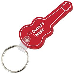 View a larger, more detailed picture of the Guitar Soft Key Tag