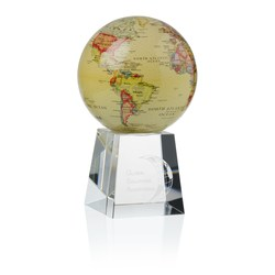 View a larger, more detailed picture of the Mova Globe Award - Antique
