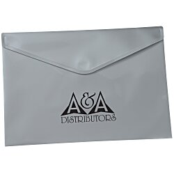 View a larger, more detailed picture of the Document Envelope with Velcro Closure - Opaque - 9 x 13