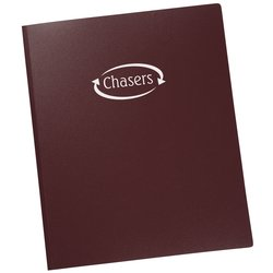 View a larger, more detailed picture of the Professional Presentation Folder - Opaque