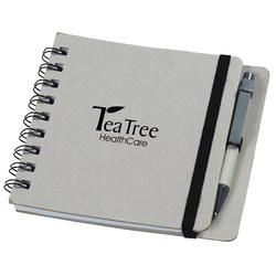 View a larger, more detailed picture of the Square Deal Notebook - Closeout