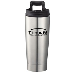 View a larger, more detailed picture of the Wenger Travel Tumbler - 17 oz