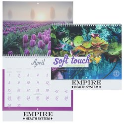 View a larger, more detailed picture of the Soft Touch Discoveries Calendar