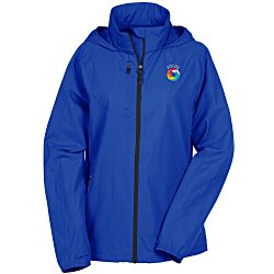View a larger, more detailed picture of the Flint Lightweight Jacket - Ladies - 24 hr