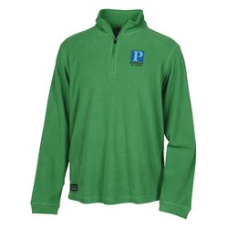 View a larger, more detailed picture of the Dri Duck Element 1 4 Zip Nano Fleece Pullover - Men s
