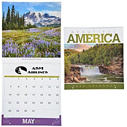 View a larger, more detailed picture of the Beautiful America Appointment Calendar
