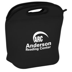 View a larger, more detailed picture of the Hideaway Lunch Cooler Tote