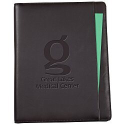 View a larger, more detailed picture of the Cutter & Buck Leather American Classic Writing Pad