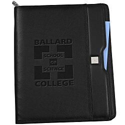 View a larger, more detailed picture of the Cutter & Buck Performance Zippered Padfolio