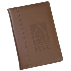 View a larger, more detailed picture of the Cutter & Buck Leather Jr Writing Pad