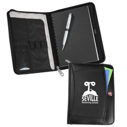 View a larger, more detailed picture of the Wenger Refillable Jr Portfolio Set