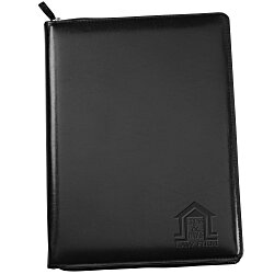 View a larger, more detailed picture of the Zippered Photo Portfolio