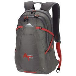 View a larger, more detailed picture of the High Sierra Fallout Laptop Backpack - Embroidered