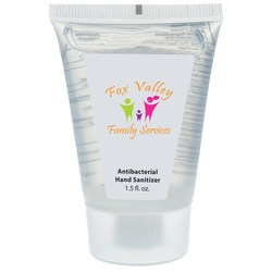 View a larger, more detailed picture of the Hand Sanitizer Tube - 1-1 2 oz