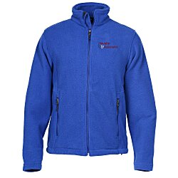 View a larger, more detailed picture of the Crossland Fleece Jacket - Men s