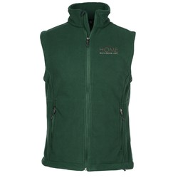 View a larger, more detailed picture of the Crossland Fleece Vest - Men s
