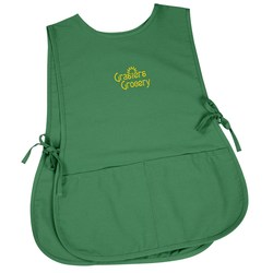 View a larger, more detailed picture of the Cobbler Smock Apron - 28 Long