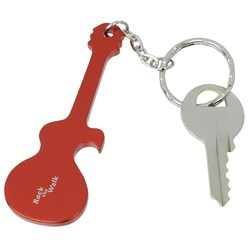 View a larger, more detailed picture of the Guitar Bottle Opener