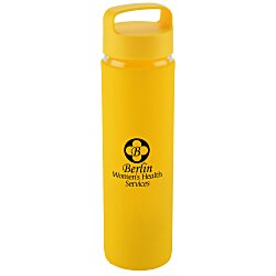 View a larger, more detailed picture of the Lulumax Glass Bottle - 20 oz