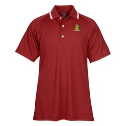 View a larger, more detailed picture of the Page & Tuttle Cool Swing Tipped Polo - Men s