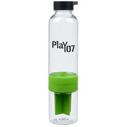 View a larger, more detailed picture of the Neon Infuser Bottle - 24 oz
